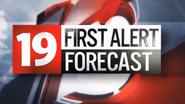 WOIO 19 First Alert Forecast