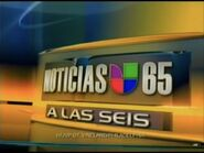 Wuvp noticias univision 65 6pm package 2008