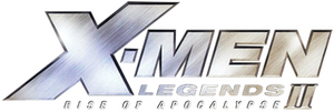 X-men legends II rise of apocalypselogo