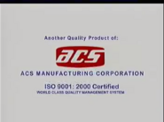 ACS on screen logo