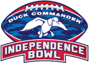Duck Command Independence Bowl logo