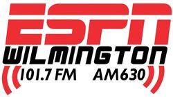 ESPN Wilmington WMFD 101.7 FM AM 630