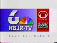 KBJR-TV's In Stereo And In S.A.P. Video ID From 1991'