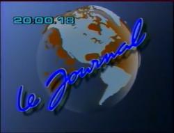Le Journal 1987 clock