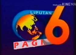 Liputan 6 pagi 1996