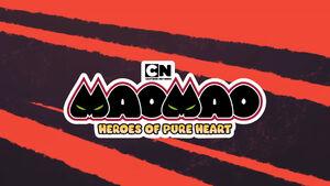 Mao Mao Heroes of Pure Heart logo