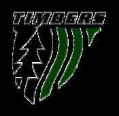 Portland Timbers logo (2001-2004)