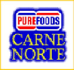 Purefoods Carne Norte Beefies logo