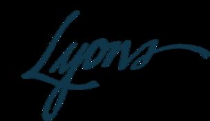 The lyons group logo