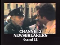 WCBS Newsbreakers Promo 1980