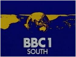 BBC 1 1974 South