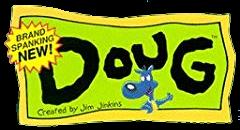 Brand Spanking NEW! Doug (VHS covers)