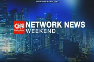 CNN Philippines Network News Weekend Title Card (2016)