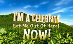 I'm A Celebrity Get Me Out of Here! NOW! Logo