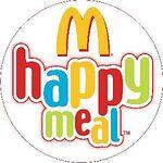 Logo happy meal english