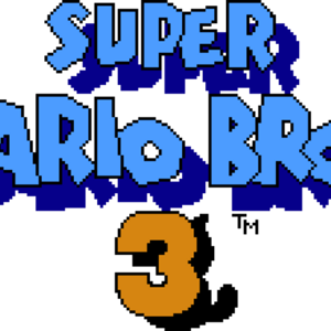 Super Mario Bros 3 Logopedia Fandom
