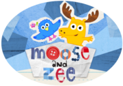 Moose and Zee Logo