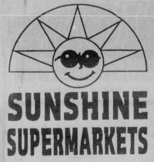 Sunshine Food Stores - 1993 -February 16, 1994-
