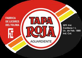 TapaRoja old label