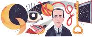 Vicente Huidobro's 127th Birthday