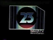 WAKR-TV 1980s A