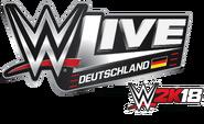 WWE Live Deutschland 2K
