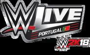 WWE Live Portugal
