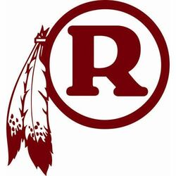 Washington Redskins 1970-1971 Logo