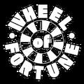 Wheel of Fortune Logo White
