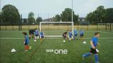 BBC One Under 7 Footballers ident