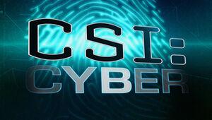 CSI Cyber logo 2015
