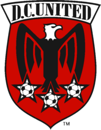 DC United logo (1996-1997)