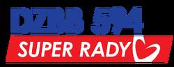 DZBB 594 Super Radyo Logo