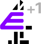E4 PlusOne 2018 logo