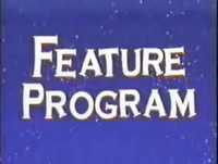 Feature Program-E