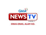 GMA News TV official slogan