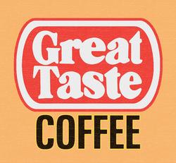 Great Taste Coffee Makers logo