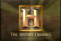 History Channel 1994 logo