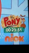 It's Pony Countdown