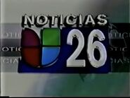 Kint univision 26 opening 1996