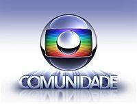 Logotipo do globo comunidade