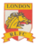 London Broncos 1996 logo