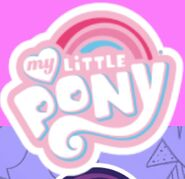 My Little Pony logo on the kids site