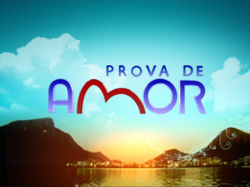 Prova de Amor 2005 abertura