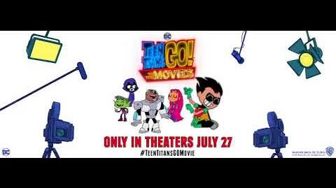 Teen Titans Go! to the Movies Facebook Video Header