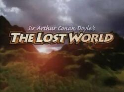 The Lost World tv series titlecard