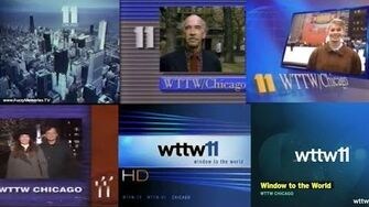 WTTW11 Station Identifications Compilation 1977-present