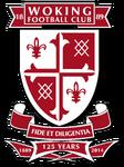 Woking FC logo (125th anniversary)
