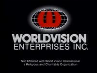 1988-1989 Worldvision logo