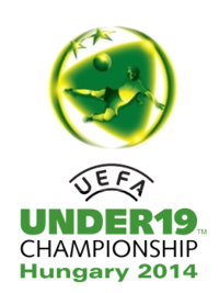 2014 UEFA European Under-19 Championship logo